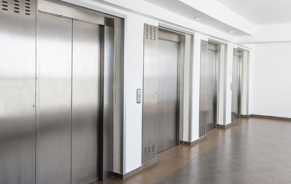 Elevator Smoke Curtains