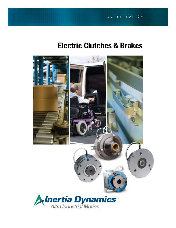 Electric Clutches & Brakes